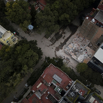 The New York Times: In Mexico City, Pressure to Prepare for the Next Big Earthquake