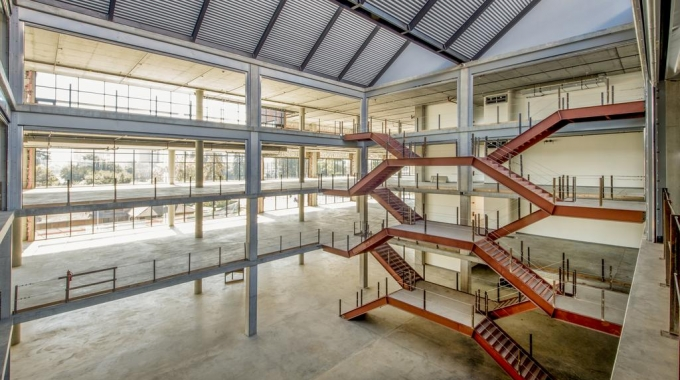 Silicon Valley Business Journal: Peninsula's corporate campuses offer new amenities to tenants