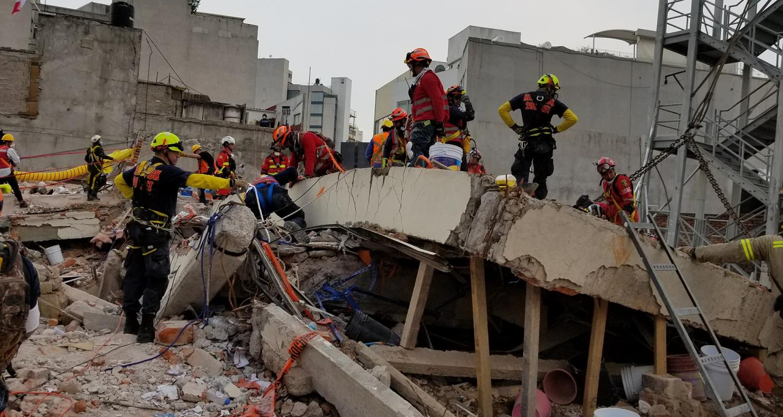 Mexico Earthquake Disaster Response