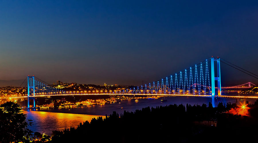 Seismic Reinforcement Project for First Bosphorus Bridge Approach Viaducts - Miyamoto International