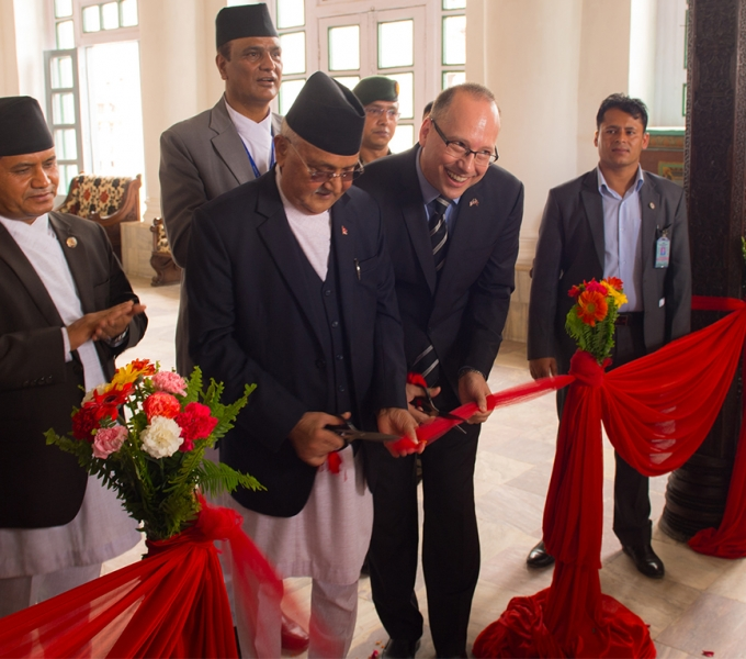 Nepal UNESCO Palace Saved From Demolition