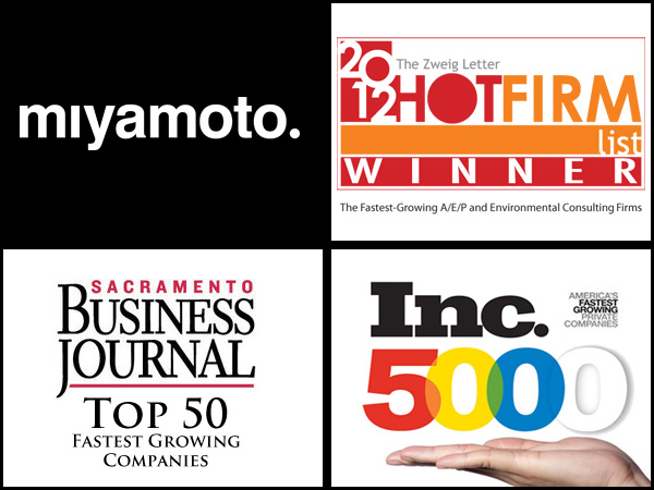 Miyamoto Receives Honors For Fast Growth