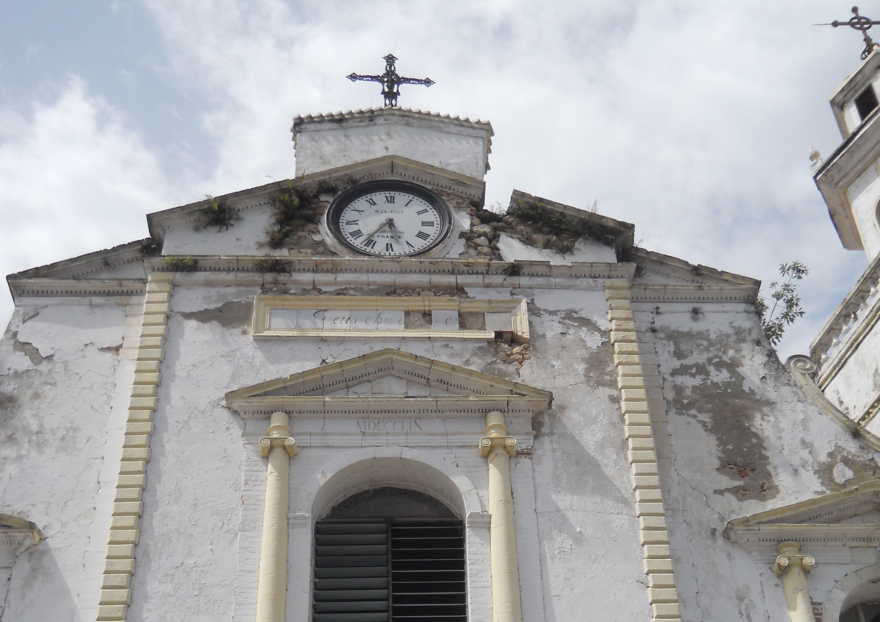 Jacmel Cathedral