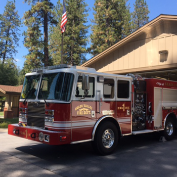 Grass Valley Fire Station No.1