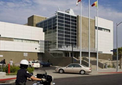 LAPD Valley Bureau Headquarters & Traffic Division