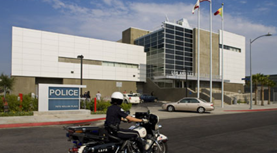 LAPD Valley Bureau Headquarters & Traffic Division