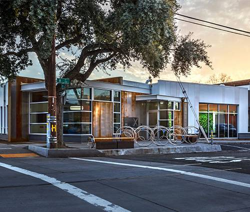"""Old Building Converts to """"Living Building."""" First in California."""