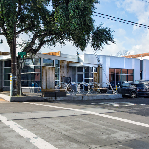 Architectural Nexus Office Renovation, LEED Double Platinum