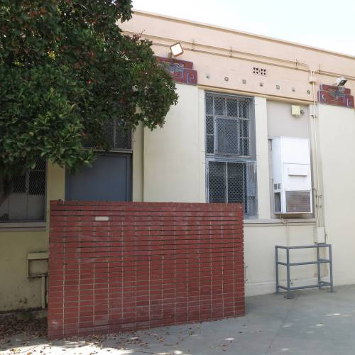 Burbank Middle School Home Science Building Seismic Retrofit