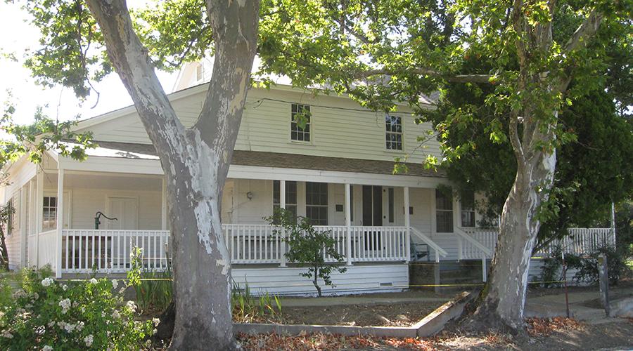 Charles Graner Farmhouse