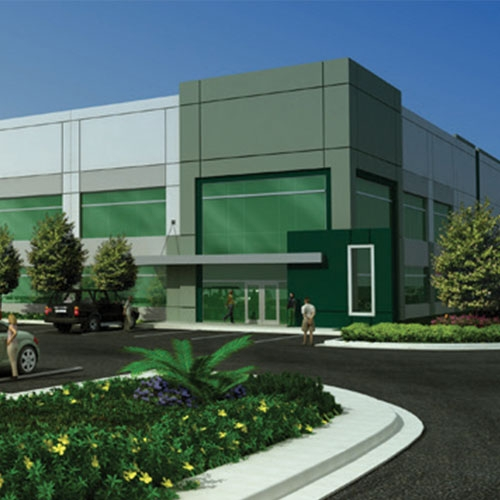 Prologis Cheyenne Distribution Center