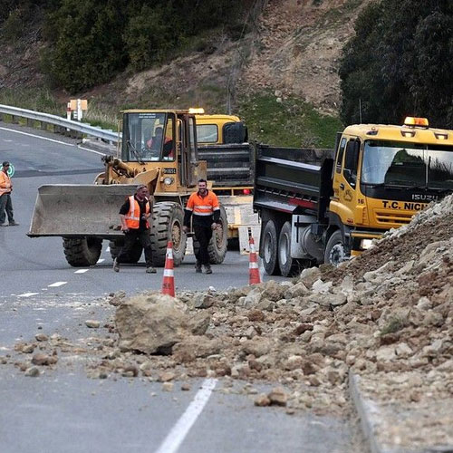 Cook Strait Earthquake Inspections