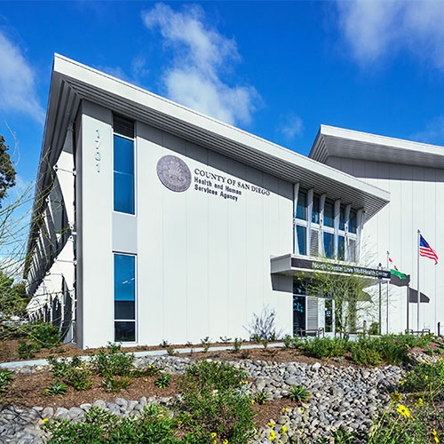 County of San Diego North Coastal Health and Human Services Administration