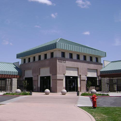 Department of Human Assistance, Folsom Bureau