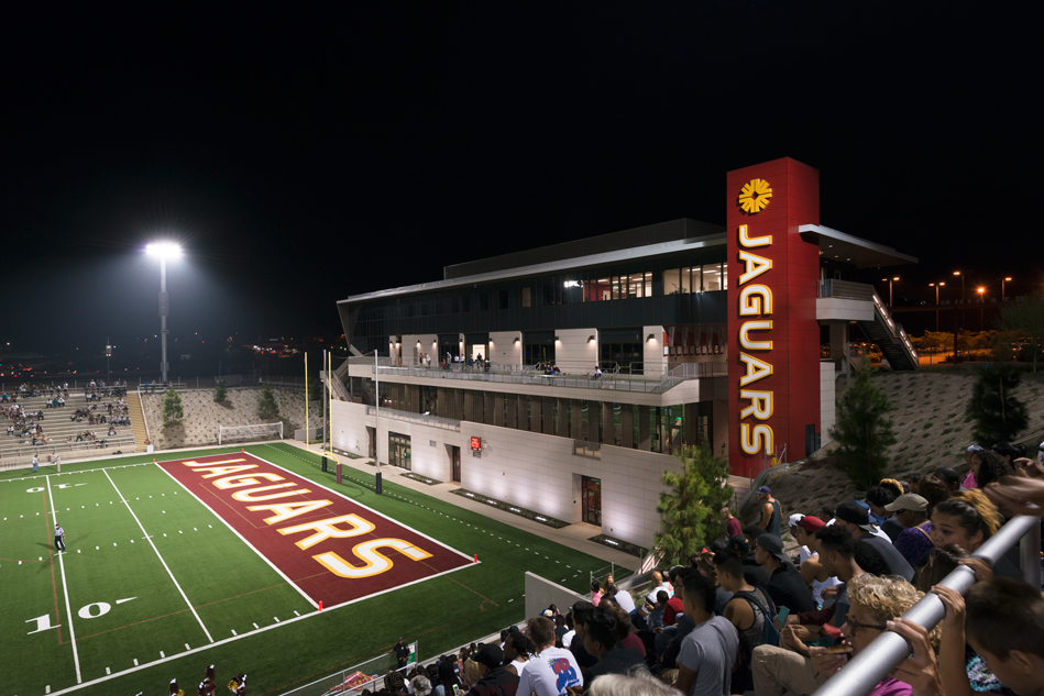 Southwestern College Field House and Central Plant