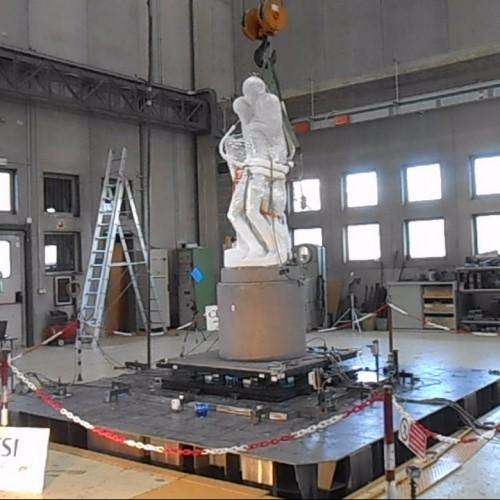 Michelangelo's Pietà Rondanini