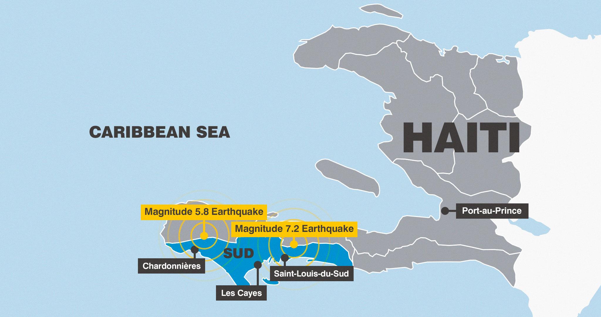 Haiti Earthquake Recovery Begins