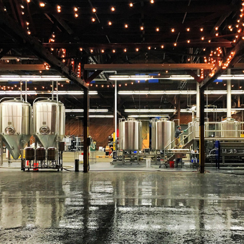 Brouwerij West – Port of Los Angeles