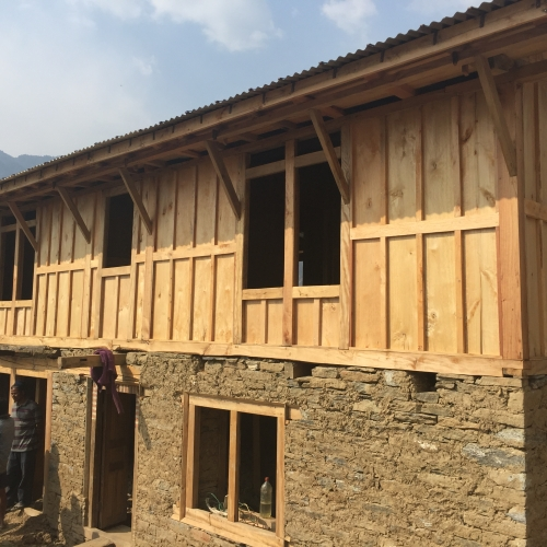 Sindhupalchowk Repair, Retrofit and Training Program