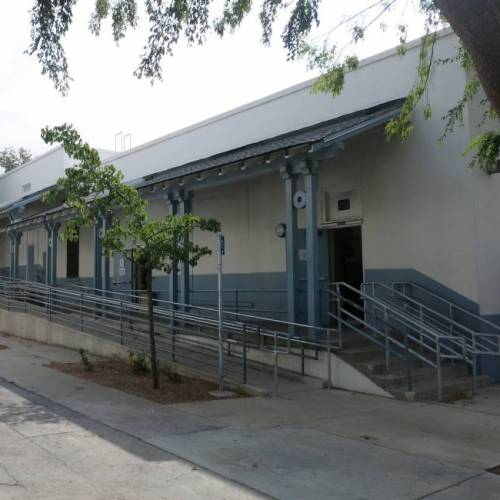 Los Angeles Unified School District 1st and 2nd Street Elementary Assessment