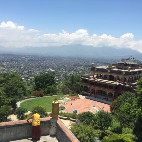Pulluhari Monastery Repair