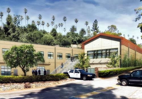 Los Angeles Police Academy Training Facility