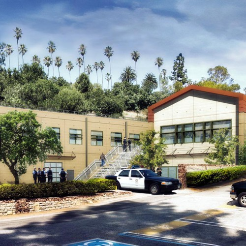 Los Angeles Police Academy New Training Facility