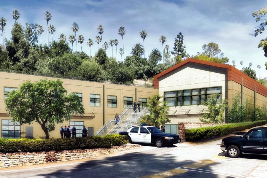 Los Angeles Police Academy New Training Facility