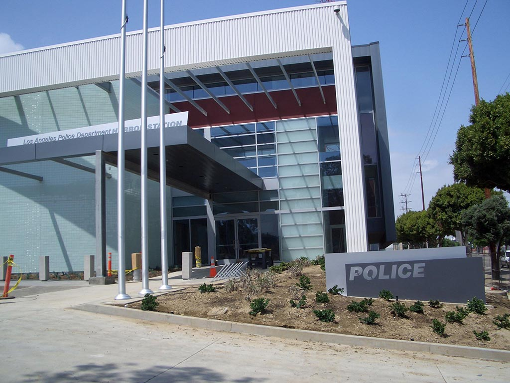 Los Angeles Police Department Harbor Station and Jail