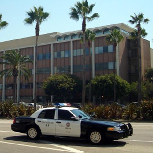Los Angeles International Airport, Police Headquarters