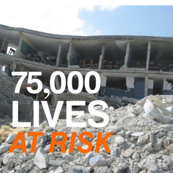 Des estimations de plus de 75,000 mortalités dans le Nord d'Haiti dans le cas d'un séisme