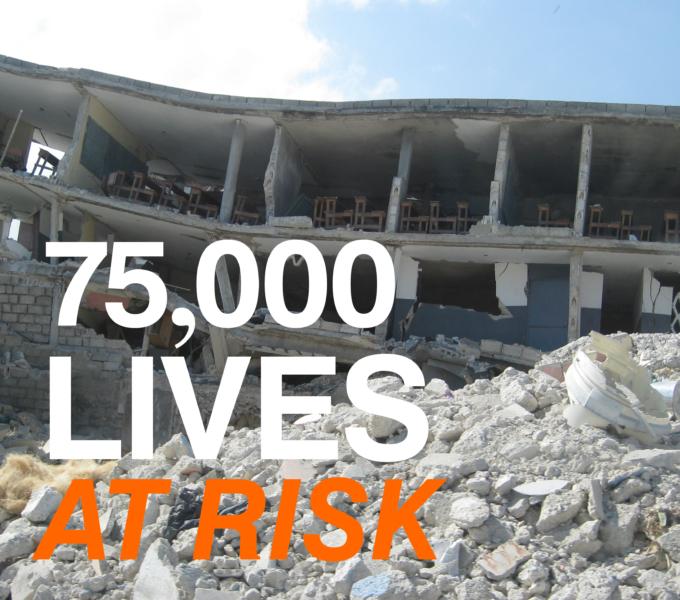 75,000 Deaths Forecast For Disastrous Northern Haiti Earthquake