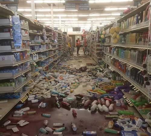 Magnitude 7.1 Ridgecrest Earthquake