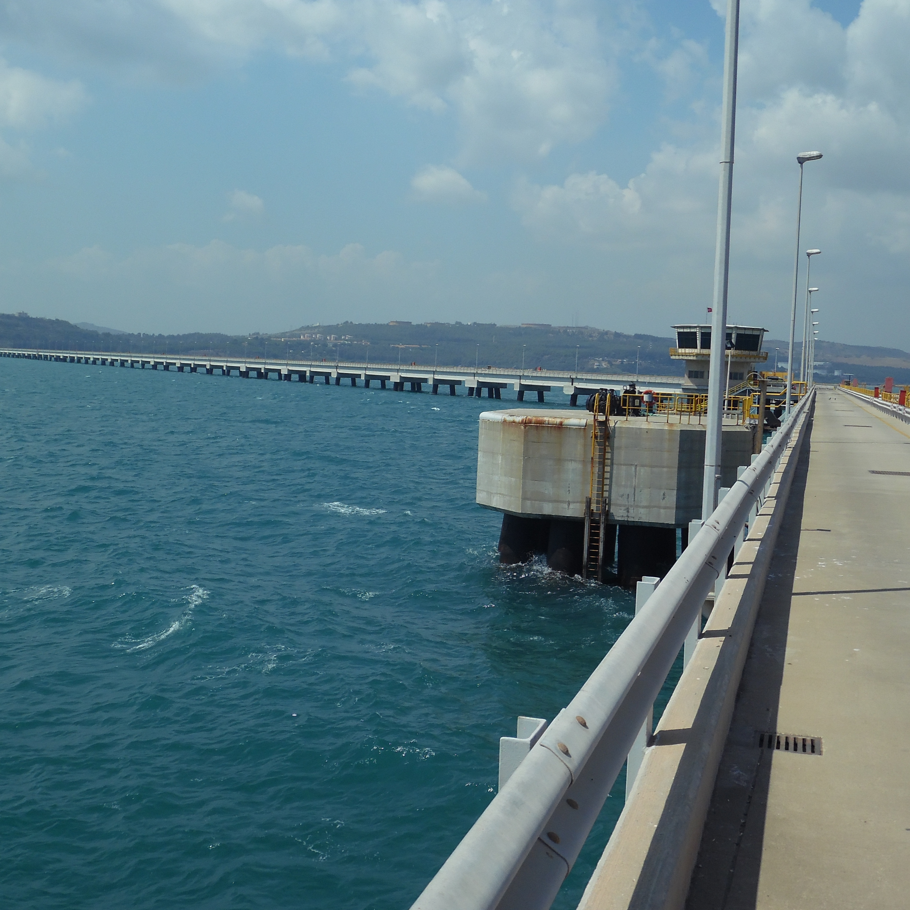 Botas International Limited, Ceyhan Marine Terminal Structural Visual Inspection Report
