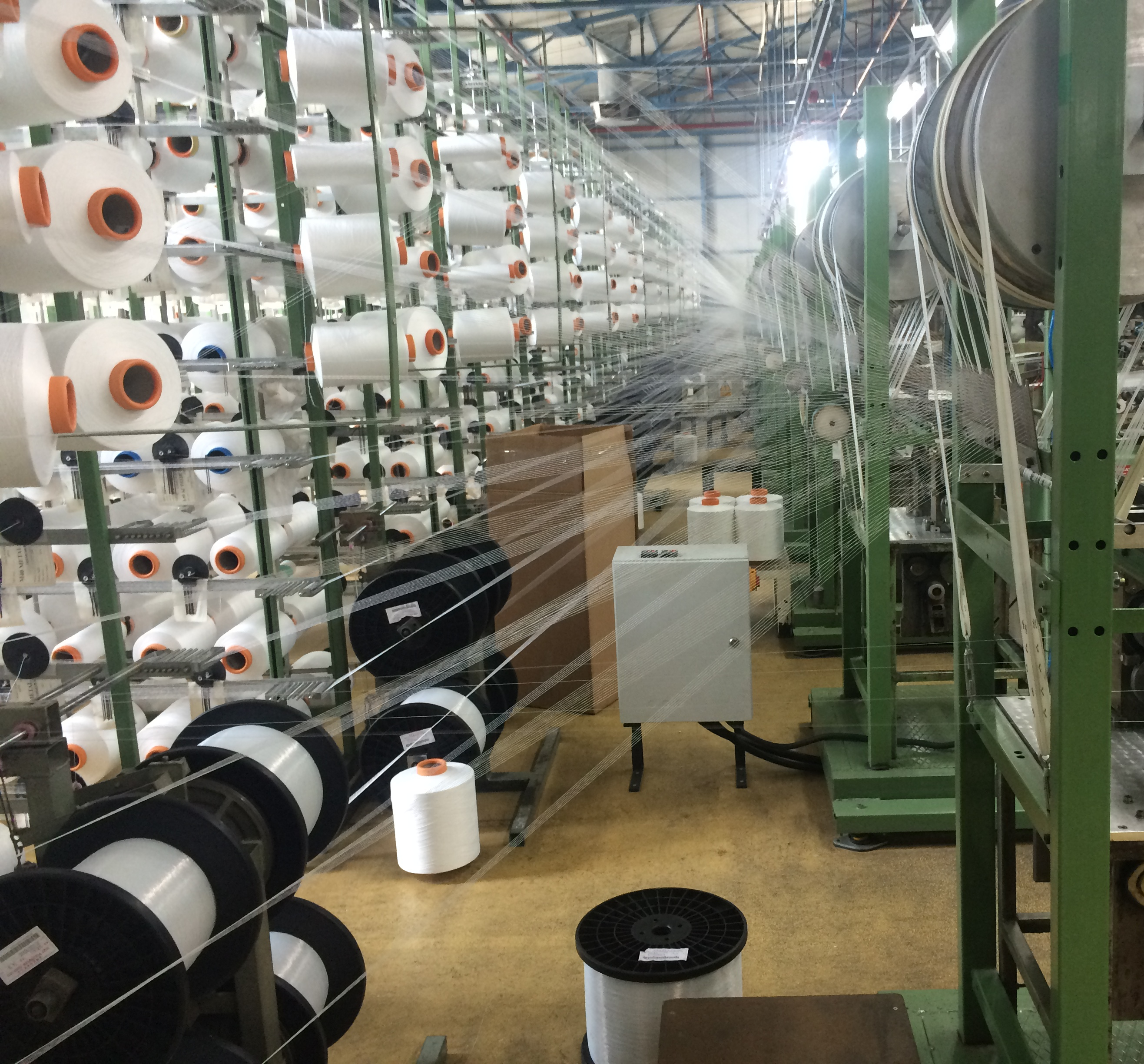 Coats Turkey Thread Manufacturing Plant Seismic Performance Evaluation