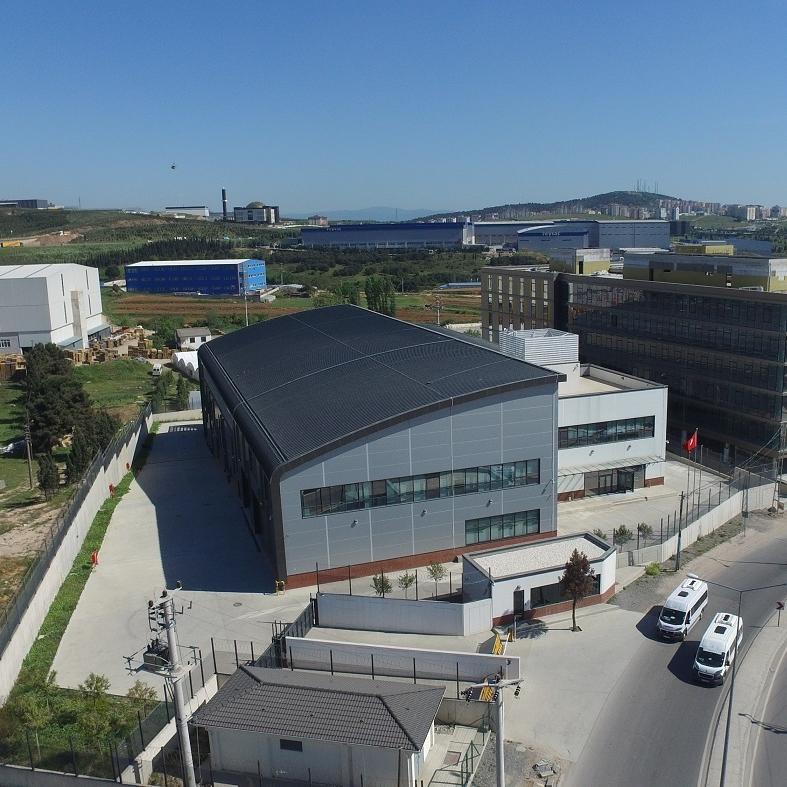 Halkbank Data Center Facility