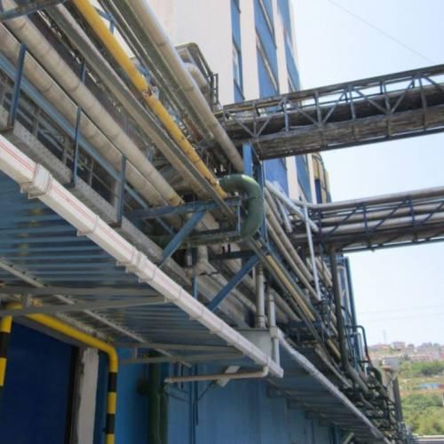 Unilever – Seismic Retrofitting Design for Non-Structural Elements