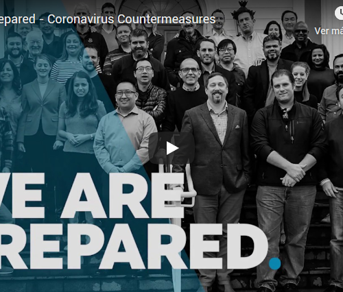 We Are Prepared – Coronavirus Countermeasures