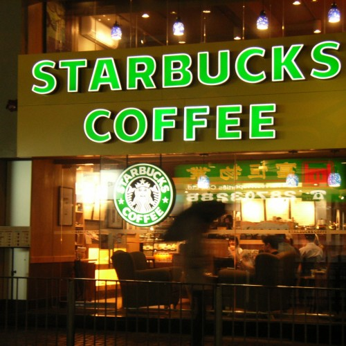 Starbucks, Turkey
