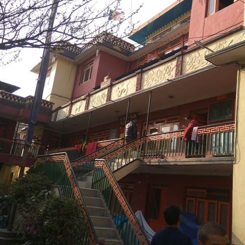 Repair, Seismic Retrofit, and Supervision of Thrangu Tashi Choeling Monastery