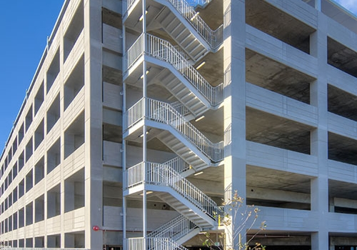 Qualcomm Pacific Center Parking Structure