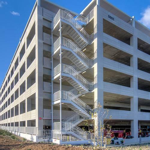 Qualcomm Pacific Center Parking Structure