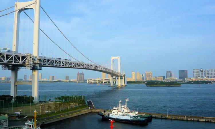 Tokyo Bay (Rainbow) Bridge