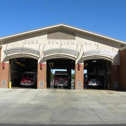 Yuba City Fire Station #4 Retrofit