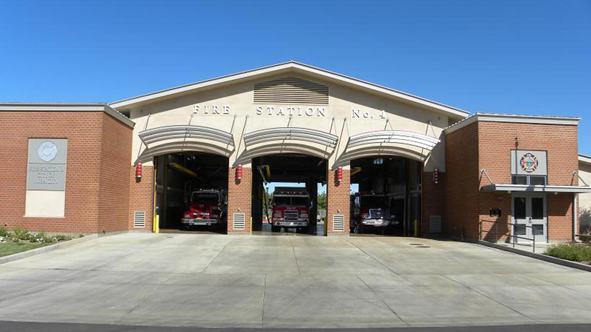 Yuba City Fire Station #4 Retrofit