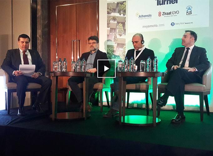 Structural Sustainability in High-Rise Buildings (Yüksek Bi̇nalarda Yapısal Sürdürülebi̇li̇rli̇k)