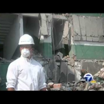 ABC 7 Sichuan China Earthquake – 2008