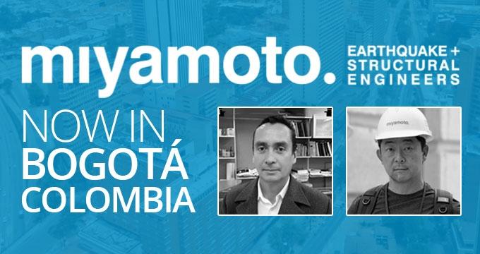 Miyamoto Abre Oficina en Bogotá