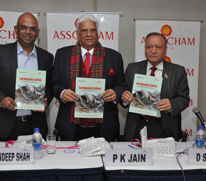 ASSOCHAM Earthquake Safety In India