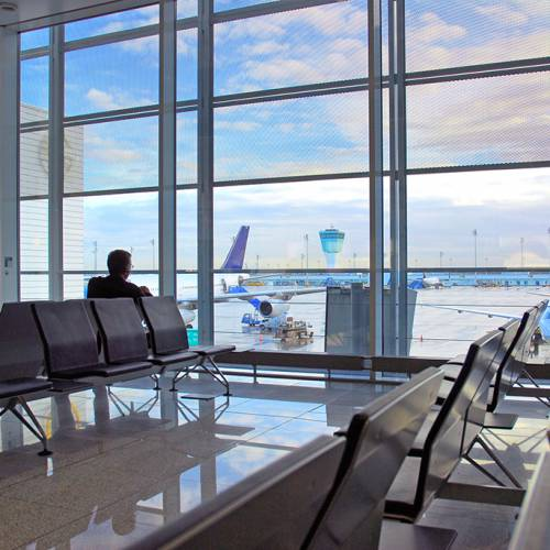 Burbank Airport Regional Intermodal Transit Center